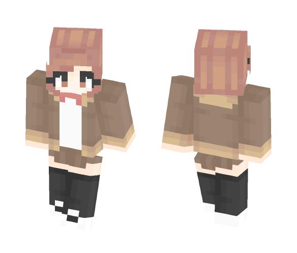 Chiaki Nanami - Female Minecraft Skins - image 1
