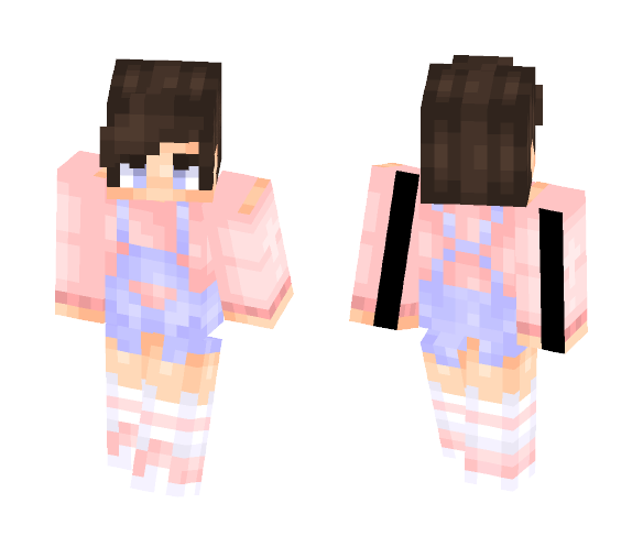 Candy Boy - Interchangeable Minecraft Skins - image 1