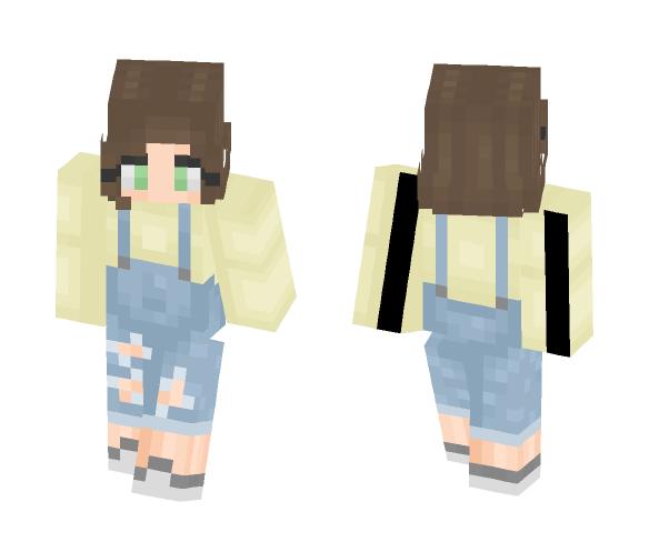 minecraft cute skin