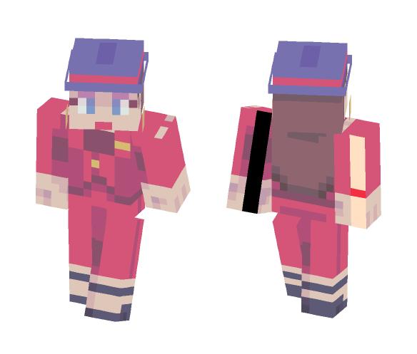 Pauline - Super Mario Odyssey - Female Minecraft Skins - image 1