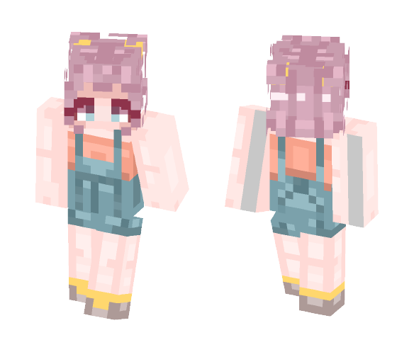 Download She S Got The Aesthetic Minecraft Skin For Free Superminecraftskins