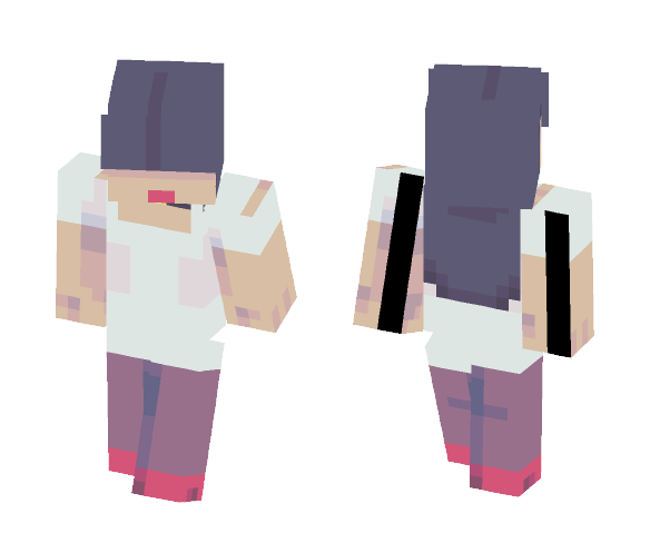 Lisa Armstrong - Lisa - Female Minecraft Skins - image 1