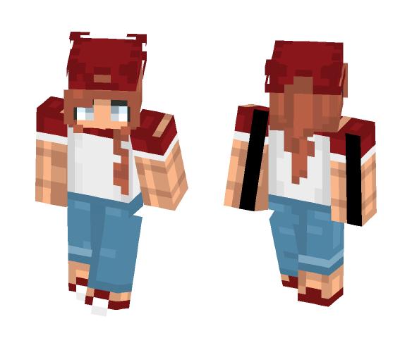 Download Tomboy Minecraft Skin For Free Superminecraftskins