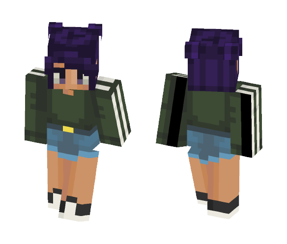 Trendy Much? - Female Minecraft Skins - image 1