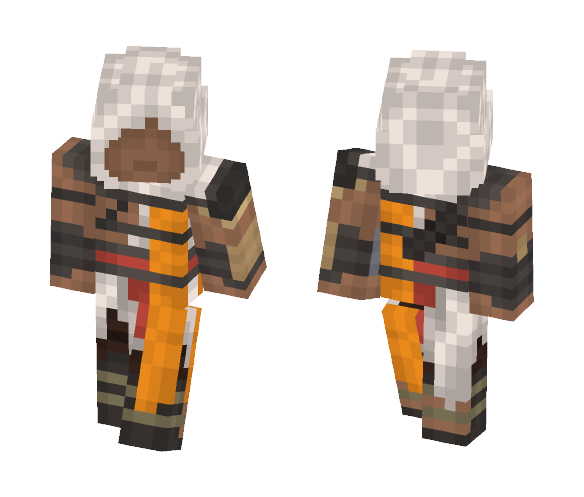 Download Assassin S Creed Origins Bayek Minecraft Skin For Free