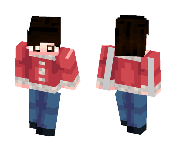 Anthony from Smosh - Male Minecraft Skins - image 1