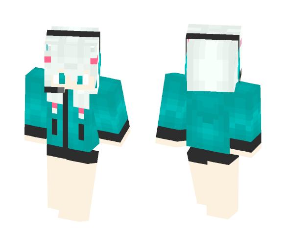 Sagiri Izumi (Eromanga Sensei) - Female Minecraft Skins - image 1
