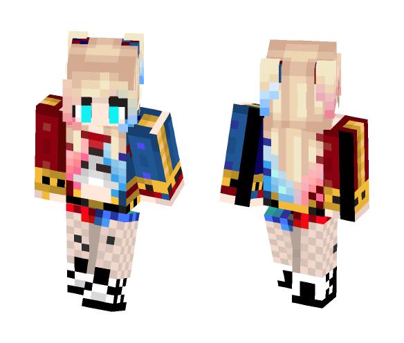Download Harley Quinn Suicide Squad Minecraft Skin For Free Superminecraftskins