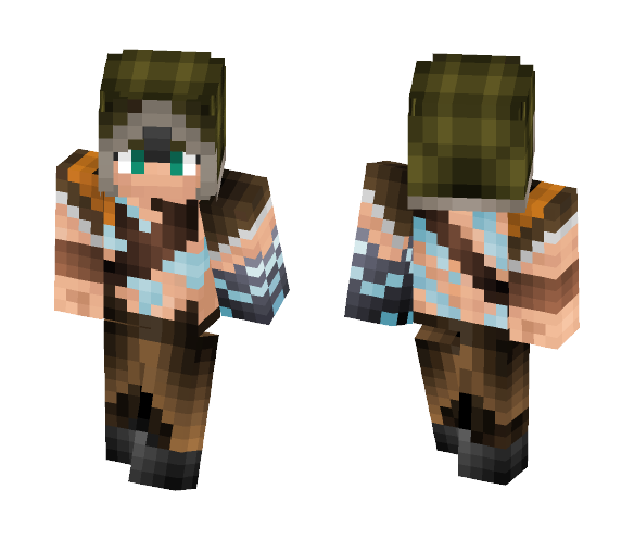 Download Human Form Midas Fairy Tail Minecraft Skin for Free