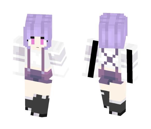A kirigiri kyouko Inspired thingy - Female Minecraft Skins - image 1