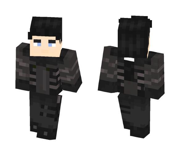 Adrian Chase | Prometheus Variant - Male Minecraft Skins - image 1