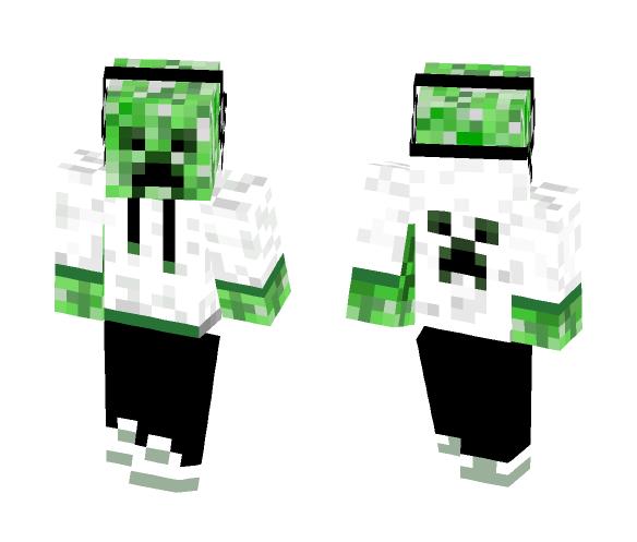 Download Creeper Skin Minecraft Skin For Free Superminecraftskins