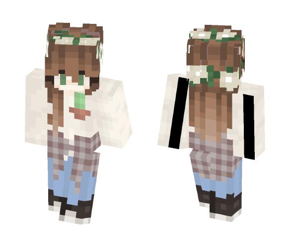 § Cacti § - Female Minecraft Skins - image 1