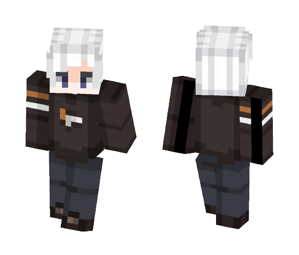 Sup~ - Male Minecraft Skins - image 1