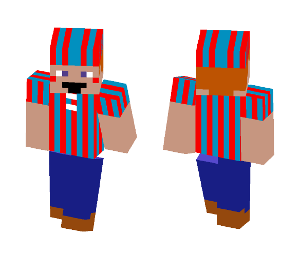 Balloon Boy - Male Minecraft Skins - image 1