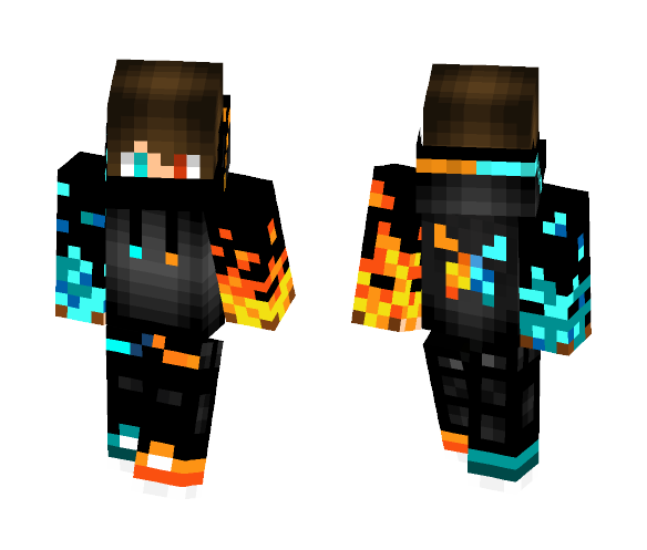 KittenKs's Request - Male Minecraft Skins - image 1