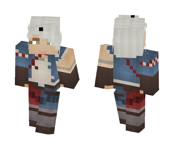 Download Sarya The Ice Queen Lotc Minecraft Skin For Free
