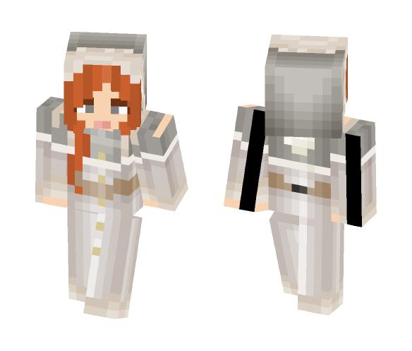 Traveling Victoria - LOTC - Female Minecraft Skins - image 1