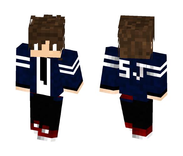 Trendy Skin - Male Minecraft Skins - image 1
