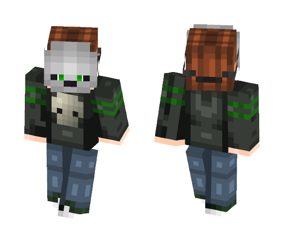 The Ripper - Male Minecraft Skins - image 1