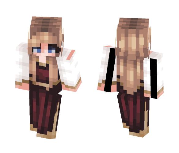 Lionessa -- Noble - Female Minecraft Skins - image 1