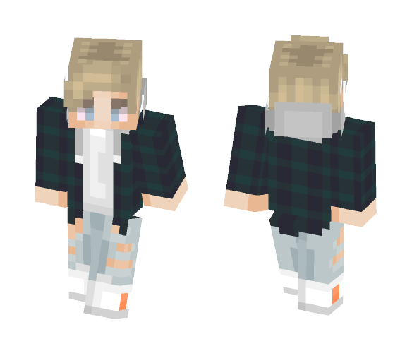 Even Bech Næsheim | Skam ♡ - Male Minecraft Skins - image 1