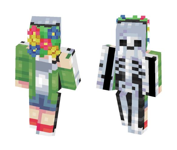 ▬Jim═ [Poppy-Reel] - Female Minecraft Skins - image 1
