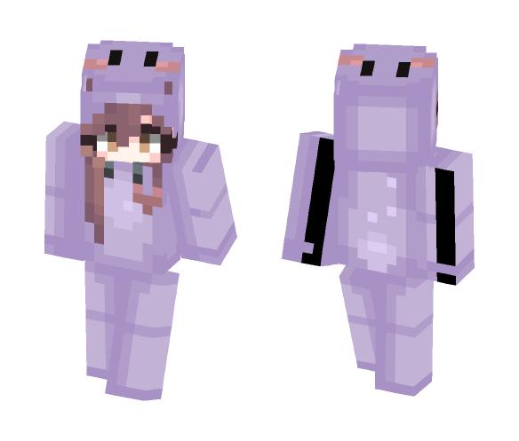 ~Dango Onesy [Girl Version] - Female Minecraft Skins - image 1