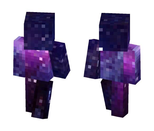Minecraft Skins: Download Galaxy Minecraft Skin For Free. SuperMinecraftSkins