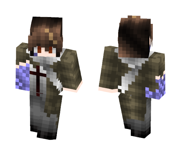 Shu Ouma: Guilty Crown Ending - Male Minecraft Skins - image 1
