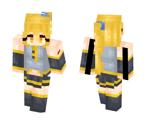 Neru Akita - Female Minecraft Skins - image 1