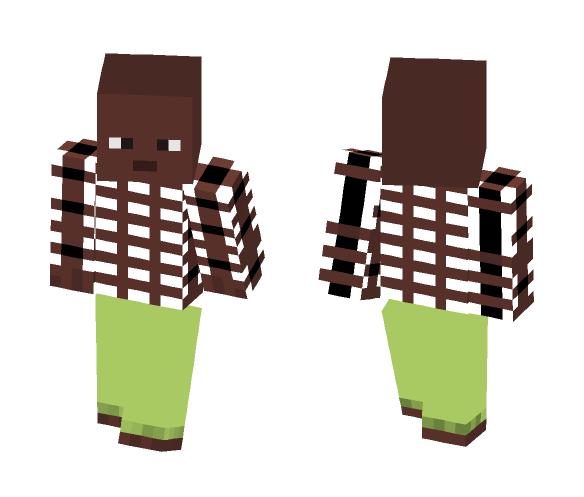 Download Rust Bone Armour Minecraft Skin for Free  SuperMinecraftSkins