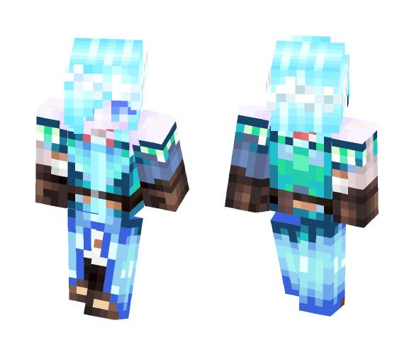 Get Ice Queen 2 Minecraft Skin For Free Superminecraftskins