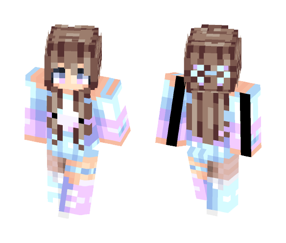 Download USERNAME CHANGE Minecraft Skin for Free