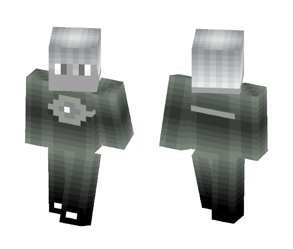 Steven Universe Inspired LeadGem - Male Minecraft Skins - image 1
