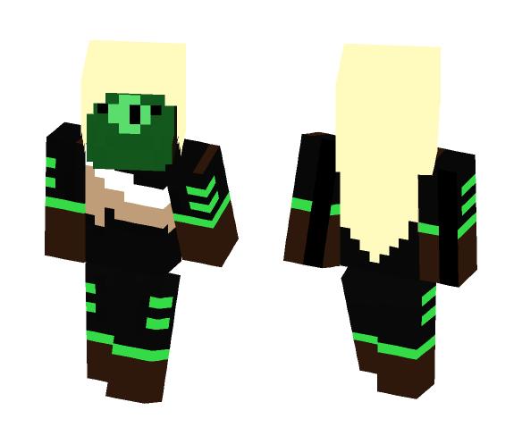 SU Centipeetle (right...?) - Other Minecraft Skins - image 1