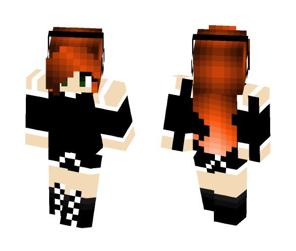 My First 3px Skin! - Female Minecraft Skins - image 1