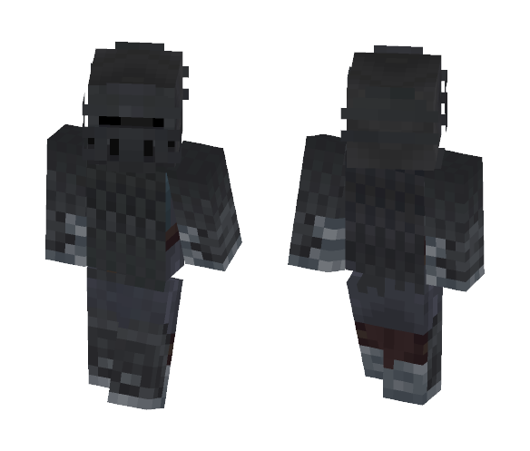 black cape minecraft