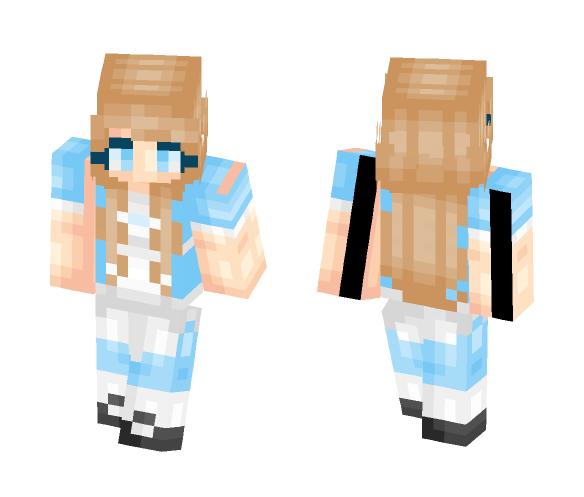 Alice In Wonderland - Female Minecraft Skins - image 1