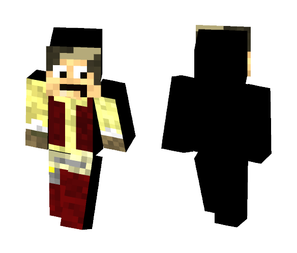 Download Reaver - Fable 2 Minecraft Skin for Free