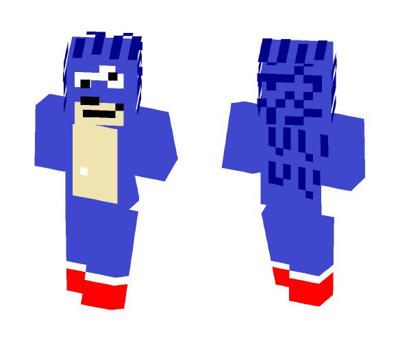 Minecraft Skins: Download Sanic Minecraft Skin For Free. SuperMinecraftSkins