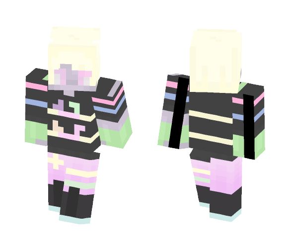 skin request by Matrixbee - Male Minecraft Skins - image 1