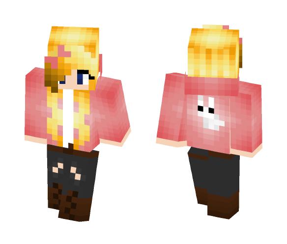 Download Hoodie Girl Minecraft Skin For Free Superminecraftskins