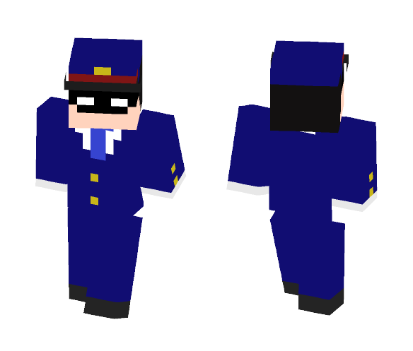 Download Nurari ~Bus Driver~ Minecraft Skin for Free