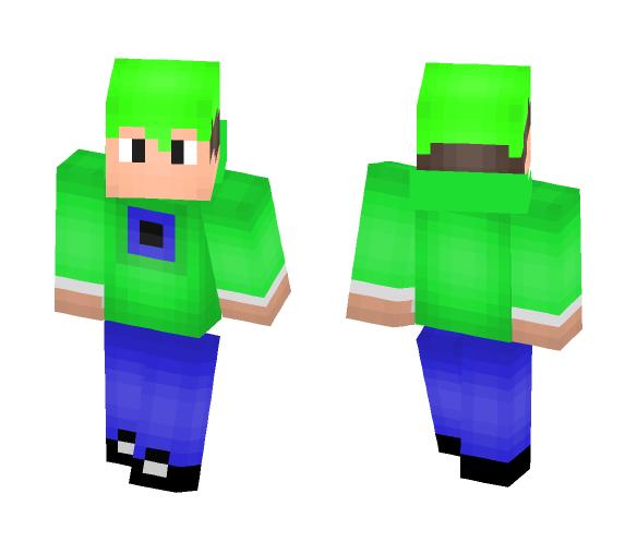 jacksepticeye - Male Minecraft Skins - image 1