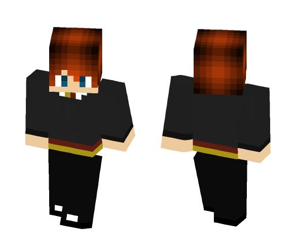 Ron Weasley - Male Minecraft Skins - image 1
