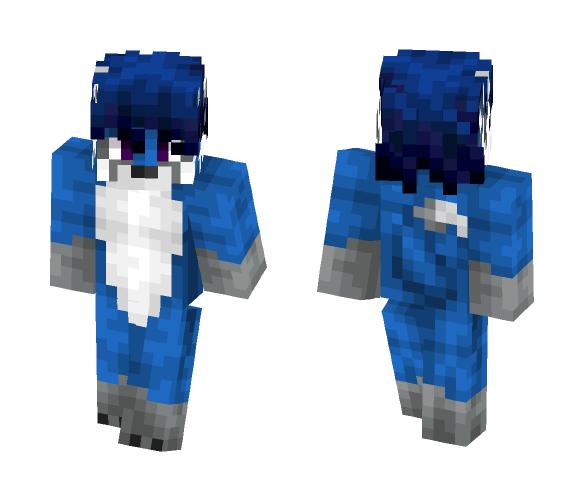 Floofy McFloof-face - Male Minecraft Skins - image 1