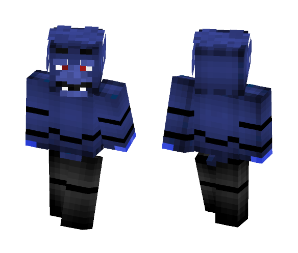 Download POPGOES - Stone The Crow Minecraft Skin for Free