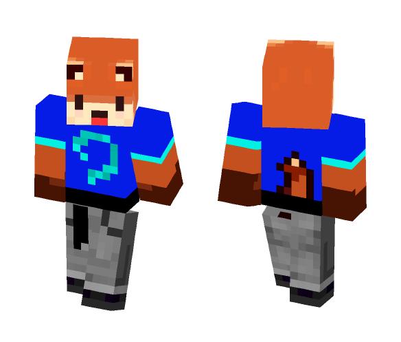 ቸዑዑሪን | Red Fox Runner - Interchangeable Minecraft Skins - image 1