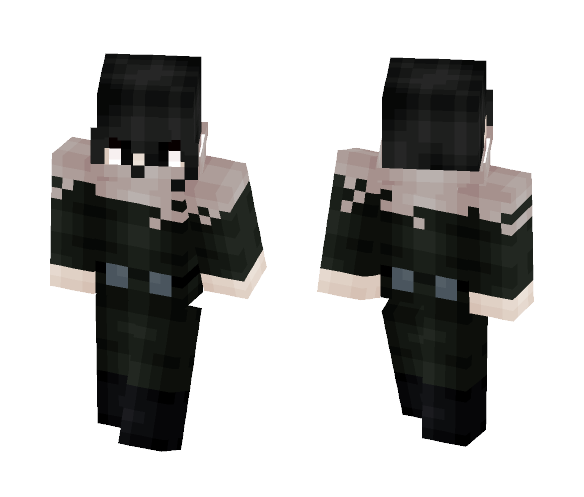 aizawa shoutayee | goggles in desc - Male Minecraft Skins - image 1